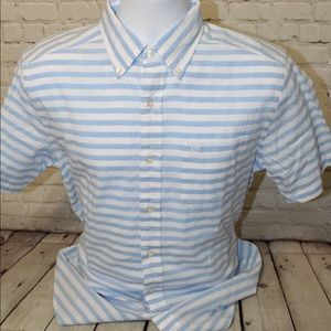 NWOT Southern tide Button Up Small